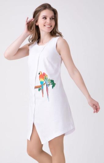 Платье RM1294-19DD Белый