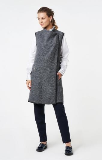 Жилет RM1135-17DJ Серый