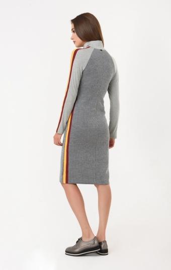 Платье RM1891-18DD Серый