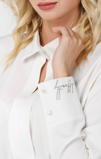Блуза RMD2021-19DB Молочный