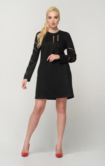 Платье RM1337-B-19DD Черный