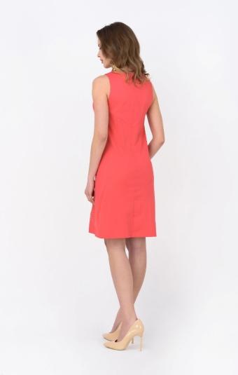 Платье RMD1278-19VC Коралловый