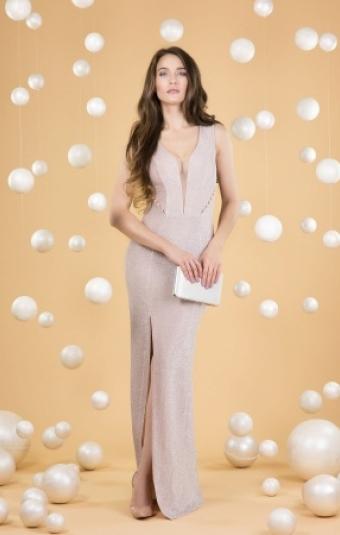 Платье RM1747-17VP Чайная роза