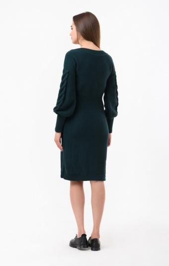 Платье RM1434-18DD Зеленый