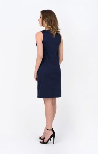 Платье RMD1278-19VC Темно-синий