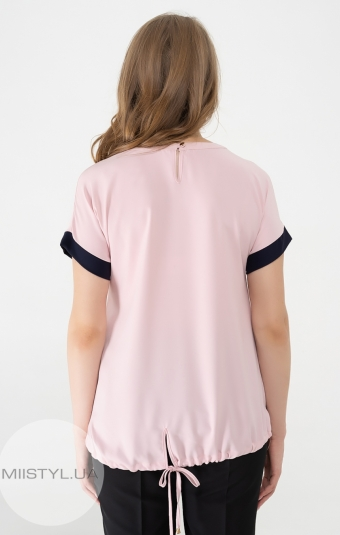 Блуза Moda Linda 1701 Пудра