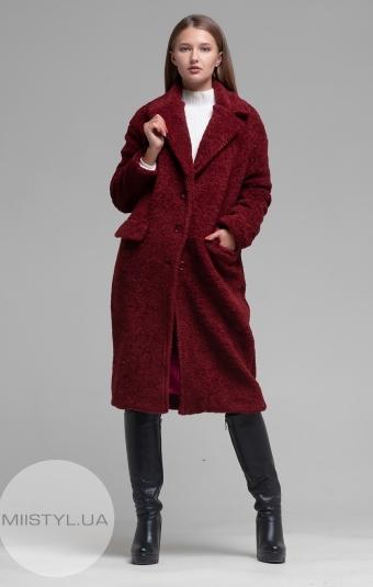 Пальто Dixie 0116 Марсала