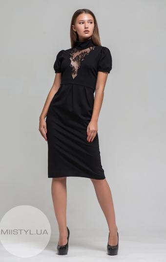 Платье Imperial AZH6WFW Черный