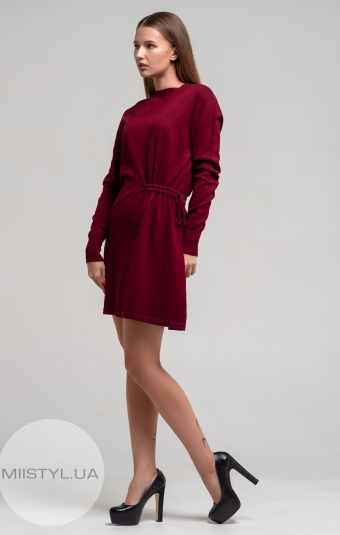 Платье PPT 30619 Марсала