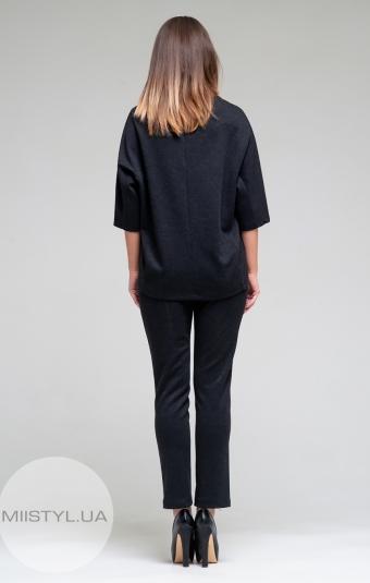 Костюм Miss Lilium K019 Черный/Серый