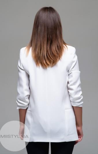 Жакет Body form 6544 Белый