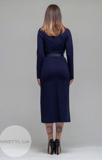 Платье La Julyet 6199 Темно-синий