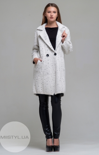 Кардиган GT 170 Белый/Черный/Принт