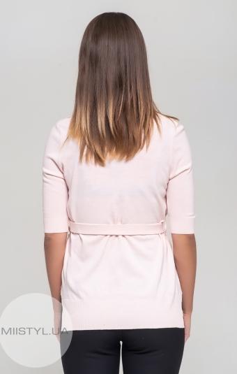 Блуза Serianno 10C3550 Пудра