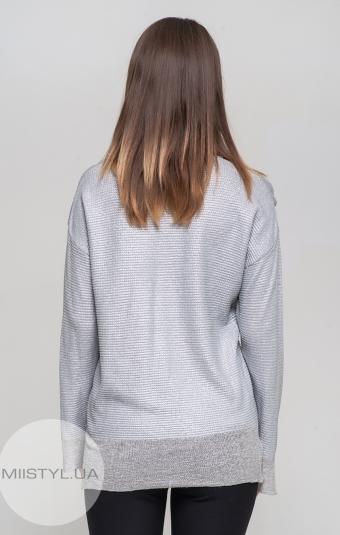 Блуза Serianno 10C1822 Серый