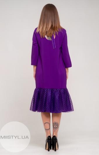 Платье Mira Mia 19k6083 Фиолетовый
