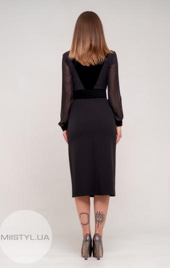 Платье Bovien 18K1956 Черный