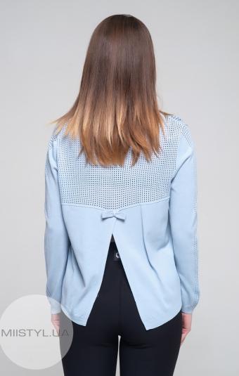 Блуза HZ 6028 Голубой