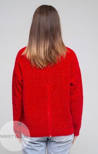 Джемпер Serianno 10C3480 Красный