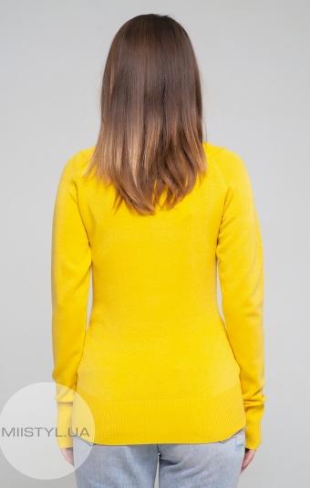 Джемпер HZ 779 Темно-желтый