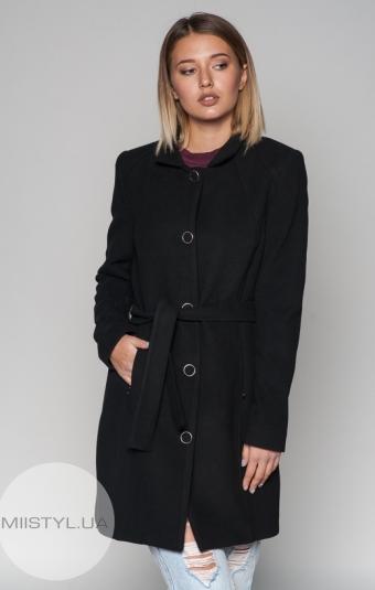 Пальто  Balerza 2066 Черный