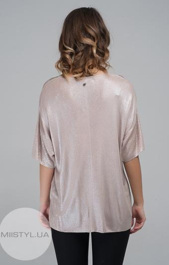 Блуза Serianno 10C3608 Пудра