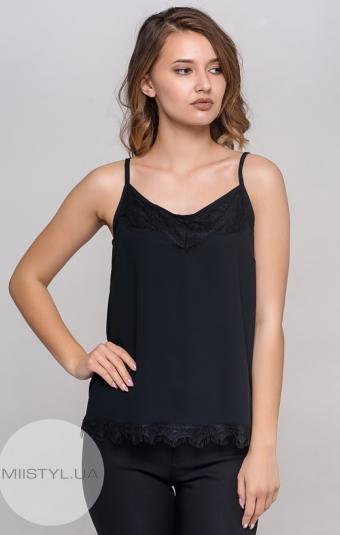 Блуза La Fama 1107 Черный