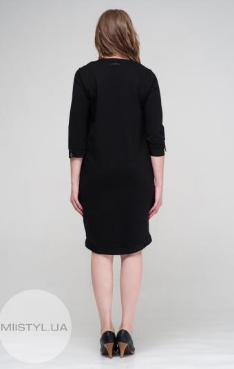 Платье Stella 7380-02 Черный