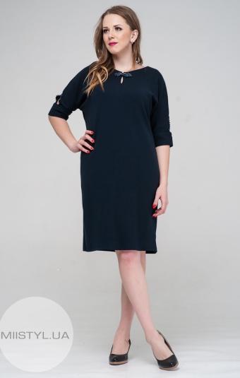 Платье Lumo 6175 Темно-синий