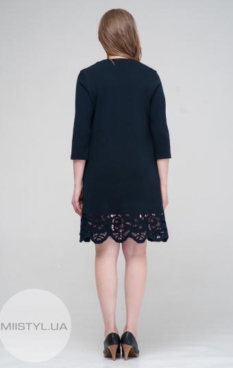 Платье Kosmika 3963 Темно-синий