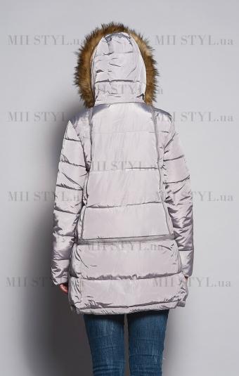 Куртка TSYJ 827 бежевая