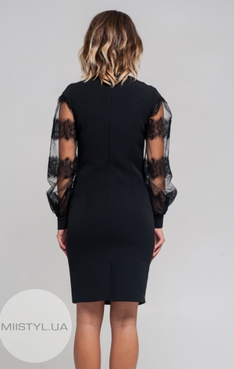 Платье Dojery 02424 Черный