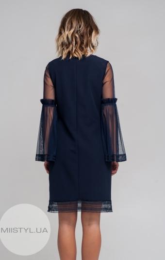 Платье Moi Angel 17K6003 Темно-синий