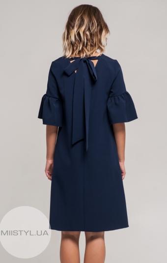 Платье Moi Angel 17K6017 Темно-синий