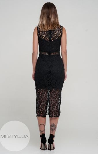 Платье Body form 6173 Черный