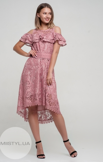 Платье Kedma 97384 Пудра