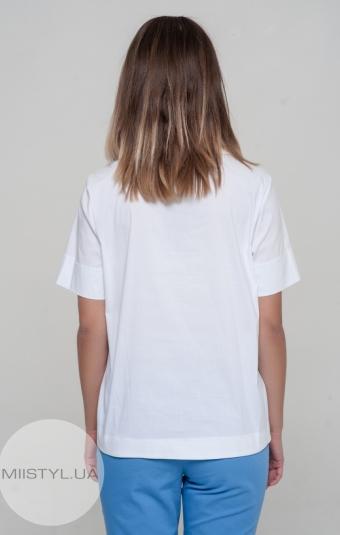 Блуза Mira Mia 18y2022 Белый