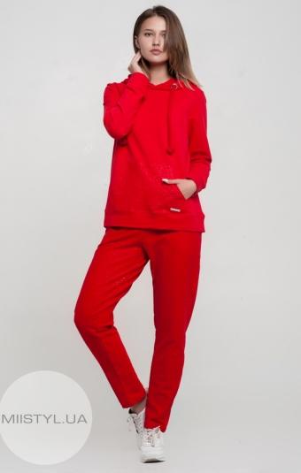 Брюки Giocco 6869 Красный