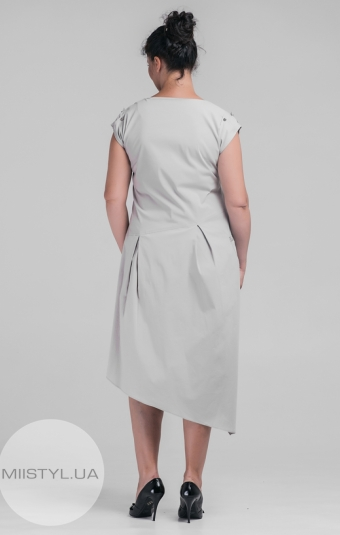 Платье Stella 7217-09 Светло-бежевый