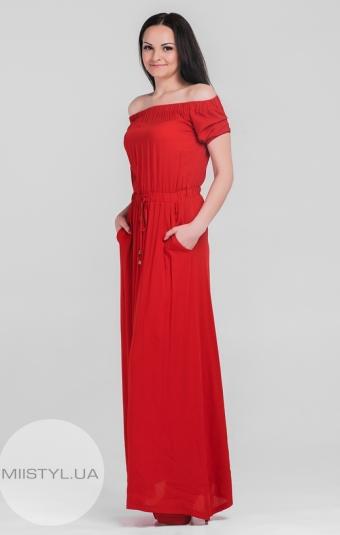 Платье Eminente 2673 Красный