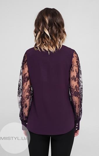 Блуза Moda Linda 1447 Фиолетовый