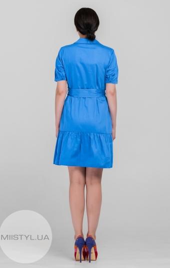 Платье Fusion 43078 Электрик