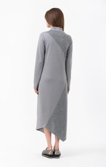 Платье RM1841-18DD Серый