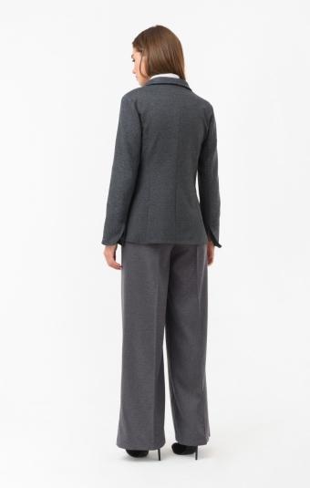 Жакет RM1881-18DJ Серый