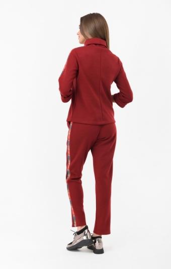 Костюм RM1884-18DS Бордовый