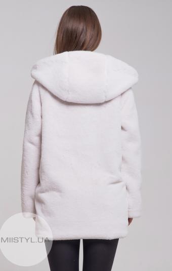 Пальто Barbara Aluisi 05AI19 Белый