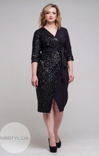 Платье Lady Form 4322 Черный