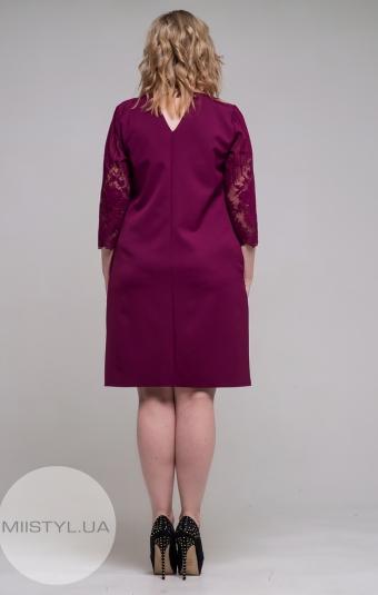 Платье La Fama 1165B Ежевика