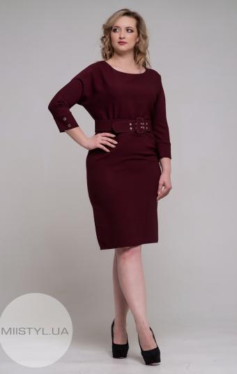 Платье Pelda 3040 Марсала