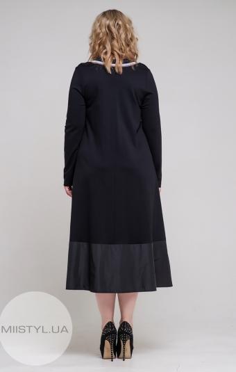 Платье La Luce 219k0517 Черный